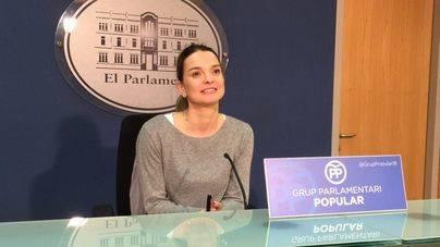 El PP censura la chapuza con la presidencia del Parlament
