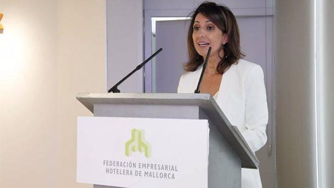 Imagen de archivo de la presidenta de la FEHM, Inma de Benito