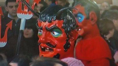 Los dimonis no pueden faltar en Sant Antoni