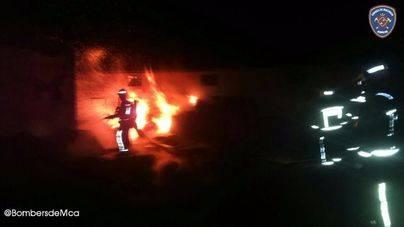 Extinguido un incendio en un hotel del Port d'Alcúdia
