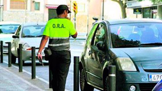 Cort amplía hasta el 28 de febrero la renovación del distintivo de la ORA