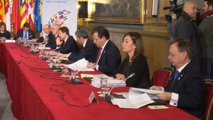 Armengol pide la cesión a Balears del IVA y los impuestos especiales