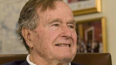 Hospitalizado el expresidente de EEUU George H.W. Bush