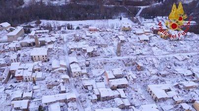 Una cadena de seísmos de hasta 5,4 de magnitud sacude el centro de Italia