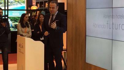 Gabriel Escarrer, Vicepresidente y Consejero Delegado de Meliá Hotels International