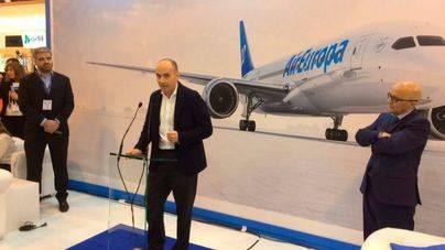 Air Europa lanza con Twitter una plataforma de información sobre vuelos