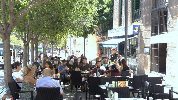 La creación de empresas aumenta un 18% en Balears