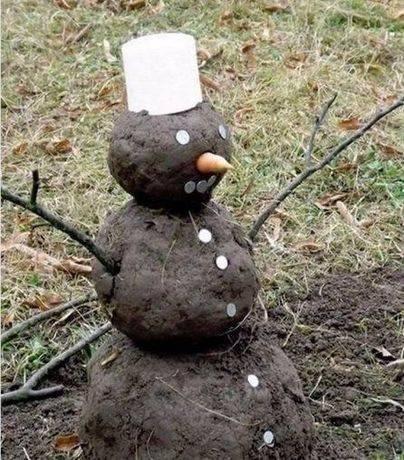 Los mallorquines no asumen que la nieve va desapareciendo
