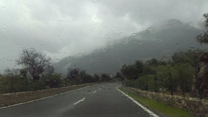 El temporal se recrudece hoy en toda Mallorca