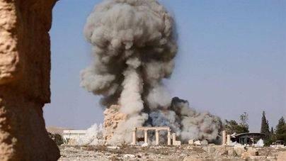 Los expertos dan por destruida Palmira
