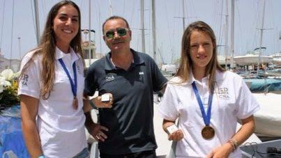 Los regatistas del CN s'Arenal competirán en la Copa Mundial de Vela