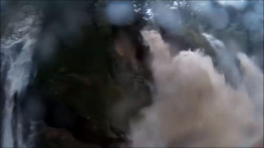 Fallece una mujer tras caer en el torrente de Coanegra