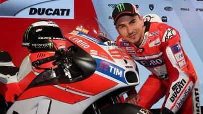 Jorge Lorenzo ha sido 3 veces campeón del mundo en MotoGP