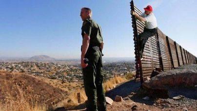 Donald Trump ha comenzado a construir el muro con México