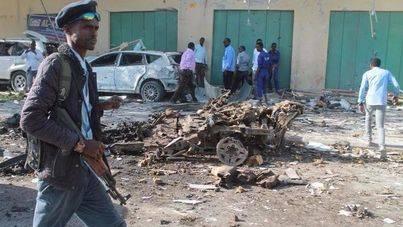 Al menos 13 muertos en el ataque de Al Shabab a un hotel de Mogadiscio