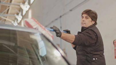 Trabajo Temporal convierte a Fran Rivera en mecánico