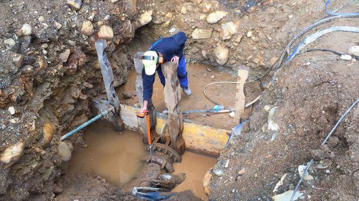 La red de agua potable de Mallorca tiene un grave problema de mantenimiento