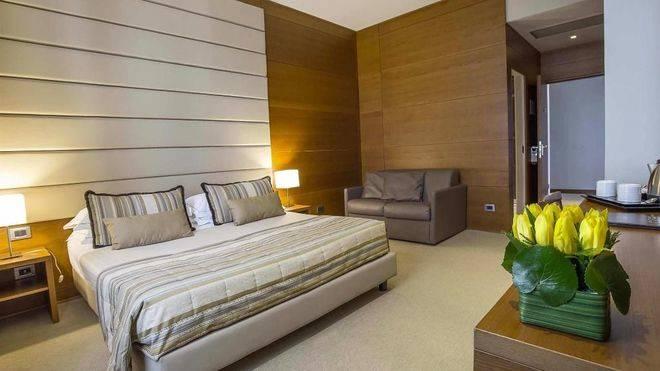 El  'Occidental Aurelia' es un hotel de cuatro estrellas y 84 habitaciones