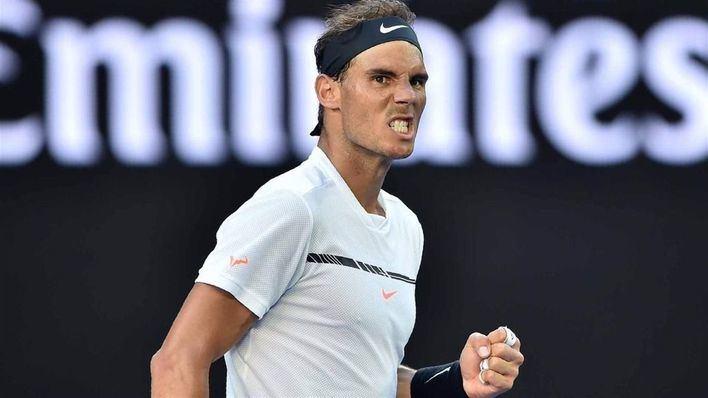 Nadal: 'Es especial jugar de nuevo la final de un 'Grand Slam' con Federer'