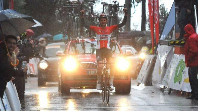 Tim Wellens se impone en el Trofeo Serra de Tramuntana