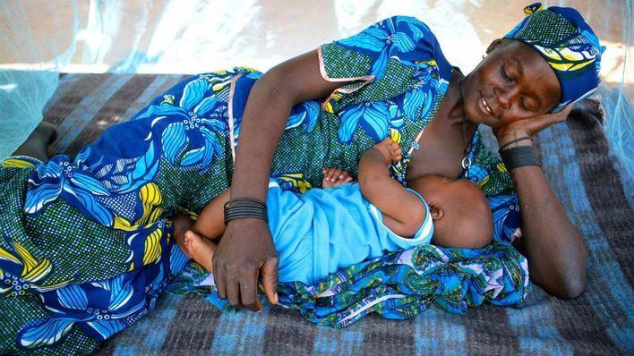 Unicef asegura que la leche materna es la primera vacuna infantil