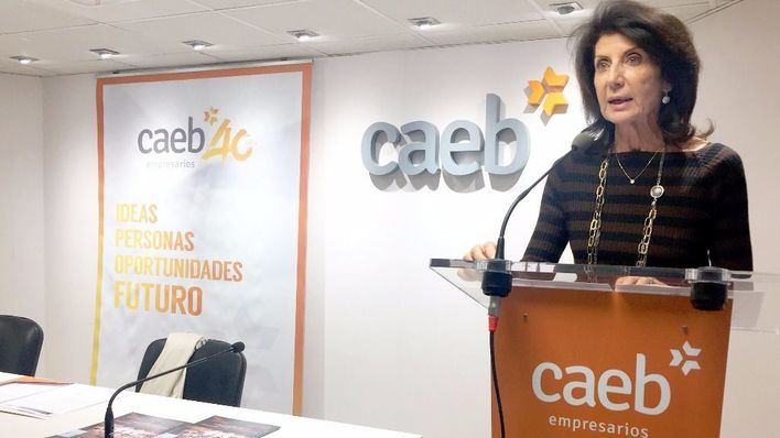 Carmen Planas señala que los empresarios han contribuido al progreso colectivo de Balears