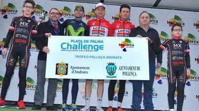En los últimos días ya no había azafatas en los podios de la Challenge