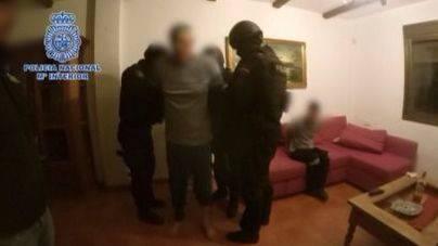 La Policía Nacional detiene en Málaga a un líder de la camorra napolitana