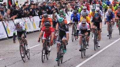 El británico Daniel McLay gana al sprint en Palma
