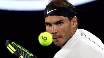 Nadal se coloca sexto en el ranking ATP