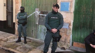 4 detenidos en Sa Pobla, Alcúdia y Muro en una operación antidroga