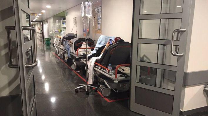 El Sindicato Médico denuncia la saturación crónica de las Urgencias de Son Espases