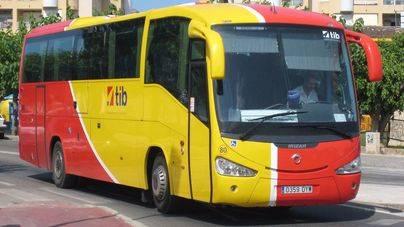 El transporte público en autobús gana 560.000 pasajeros en Mallorca