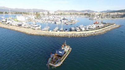 Alcudiamar garantiza la protección del medio ambiente en su puerto