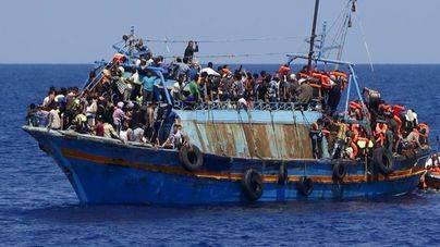 1500 rescatados de pateras en el Mediterráneo en 24 horas
