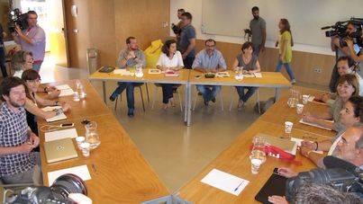 Govern y Podem llevan el Pacte al borde de la ruptura por Picornell