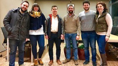Nuevo equipo de gobierno de Lloseta