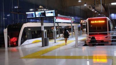 SFM suspende 56 trayectos de tren y metro para este lunes