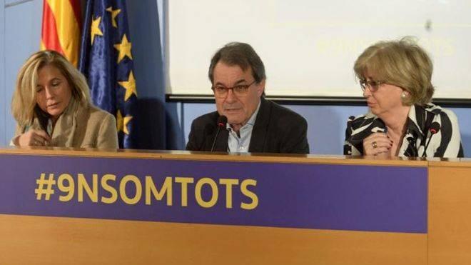 Artur Mas irá al juicio