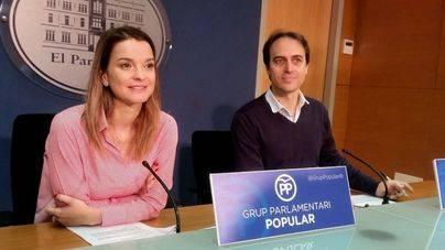 El PP presiona para que mañana se vote al presidente del Parlament