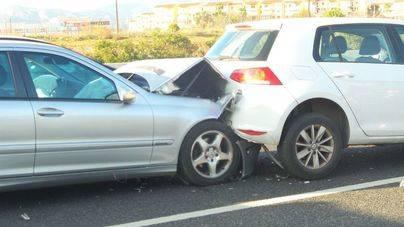 Balears dispara el número de accidentes leves de tráfico