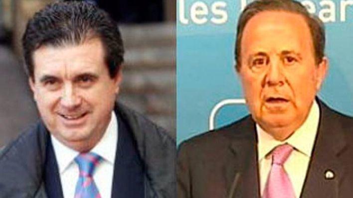 Fiscalía pide cinco años a Matas y a Rodríguez por el caso Over