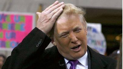Un médico de Trump desvela el secreto de la salud de su cabello