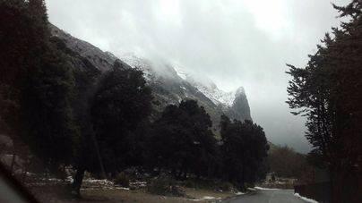 Nieve por encima de los 1.000 metros mañana