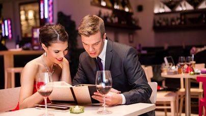 Una cita romántica en Palma cuesta 88,61 euros de media