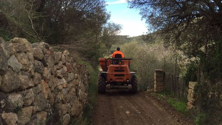Andratx destina 200.000 euros a pavimentar 7 caminos rurales