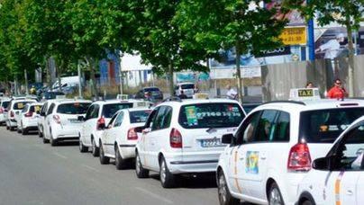 Los taxis de Palma adelantan a abril la temporada de verano
