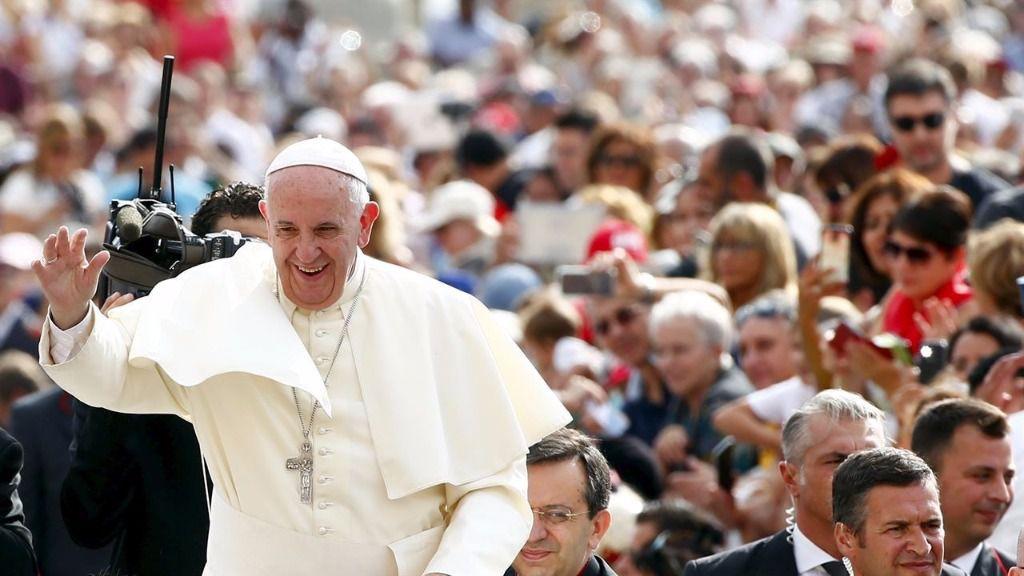 El Papa admite que hay corrupción en el Vaticano