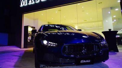 Maserati abre un concesionario en Palma