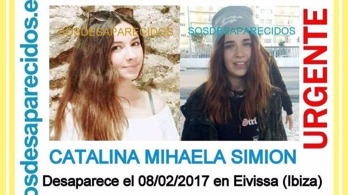 Se busca a una niña de 14 años desaparecida en Eivissa